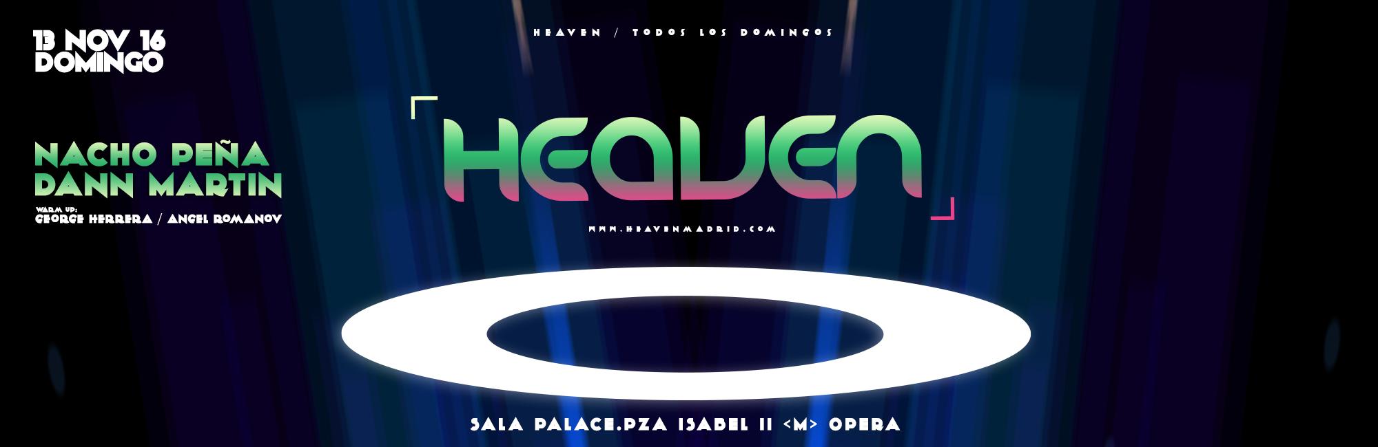 Heaven@Palace