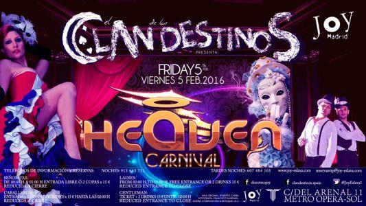 Carnaval  Heaven